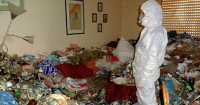 Where to Begin with Cleaning Up After a Hoarder
